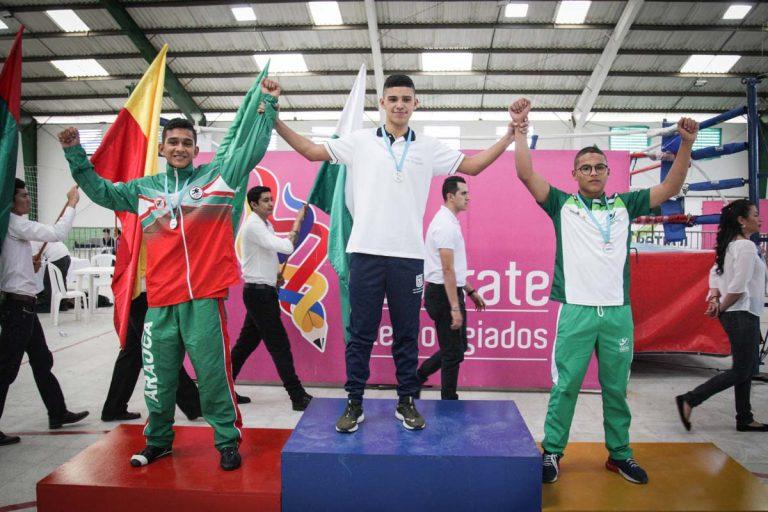 Semilleros Deportivos / Fase Final, Supérate 2019