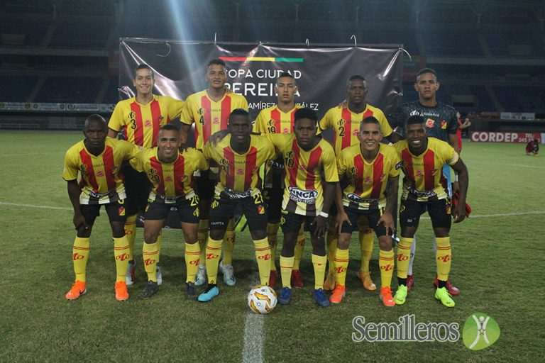 Semilleros Deportivos / Deportivo Pereira 2019, Copa Ciudad Pereira